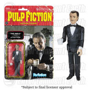 ReAction Pulp Fiction The Wolf 3 3/4 Inch Action Figure