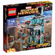 LEGO Marvel Superheroes: Attack on Avengers Tower (76038)