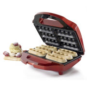 American Originals Waffle Maker - Red