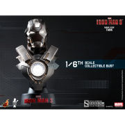 Hot Toys Iron Man Mark 24 Bust