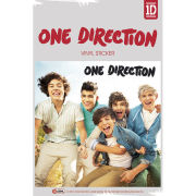 One Direction Album - Vinyl Sticker - 10 x 15cm
