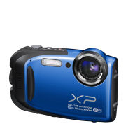 Fujifilm FinePix XP70 Tough Outdoor Digital Camera (16MP, 5x Optical Zoom) - Blue