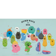 Dumb Ways to Die Characters Maxi Poster (61 x 91.5cm)