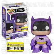 DC Comics Batman 75th Aniversary Purple Rainbow Batman EE Exclusive Pop! Vinyl Figure
