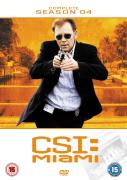 CSI Miami Complete Season 4