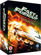 Fast and Furious 1-5: The Complete Collection