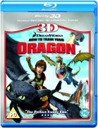 How to Train Your Dragon 3D (3D Blu-Ray, 2D Blu-Ray and DVD)