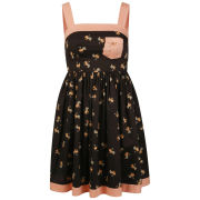 Orla Kiely Women's Sun Dress - Black