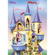 Disney Princess Castle - Maxi Poster - 61 x 91.5cm