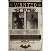 Batman Arkham Origins Wanted - Maxi Poster - 61 x 91.5cm