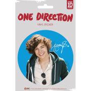 One Direction Harry Colour - Vinyl Sticker - 10 x 15cm