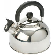 Vango 2 Litre Stainless Steel Kettle with Folding Handle