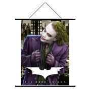 Dark Knight Joker Wall Scroll
