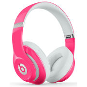 Beats By Dr Dre: Studio 2.0 Noise Cancelling Headphones with RemoteTalk - Pink