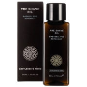 Gentlemen's Tonic Pre Shave Oil (50ml)