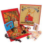 The Brittannia Games Compendium - Retro Board Game