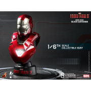 Hot Toys Iron Man Mark 33 Bust