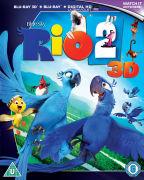 Rio 2 3D (Inclusief UltraViolet Copy)
