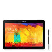Samsung Galaxy Pro 10 Inch Tablet with 4G (QUALCOMM Snapdragon 800, 2.3GHz, 2GB, 16GB, Android 4.4) - Black