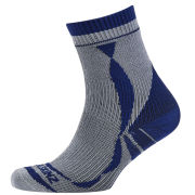 SealSkinz Thin Ankle Length Socks - Grey