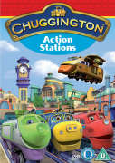 Chuggington - Action Stations