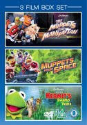 The Muppets Take Manhattan / Muppets From Space / Kermit's Swamp Years