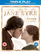 Jane Eyre - Triple Play (Blu-Ray, DVD and Digital Copy)