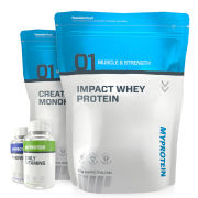 Myprotein Lean Definition Essentials Bundle