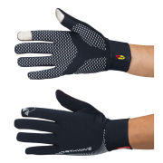 Northwave Contact Touch Mid-Season Long Gloves - Black