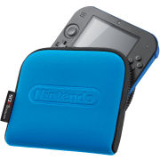 Nintendo 2DS Carrying Case - Blue