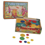 Pixie Tiddlywinks - Retro Board Game