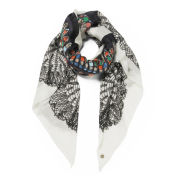 BOSS Orange Women's Nakaia Scarf - Multi