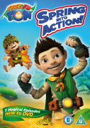 Tree Fu Tom: Spring into Actio - Volume 5