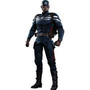 Hot Toys Captain America Stealth S.T.R.I.K.E Suit 1:6 Scale Figure