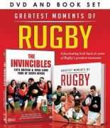 Greatest Moments of Rugby (Includes Book)