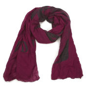 Only Women's Betty Dog Scarf - Tawny Port