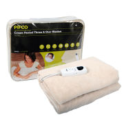 Pifco 120w Heated Throw and Overblanket