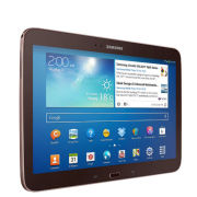 Samsung Galaxy Tab 3 WiFi 10.1 Inch Tablet 16 GB - Golden Brown - Grade A Refurb