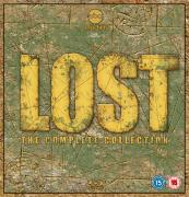 Lost - The Complete Seasons 1-6 with Senet Board Game