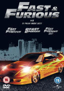 The Fast and the Furious / 2 Fast, 2 Furious / The Fast and the Furious: Tokyo Drift