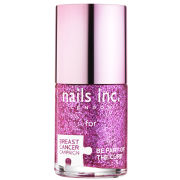 nails inc. Pinkie Pink Polish