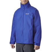 Berghaus Men's Delta Shell Rain Jacket - Blue