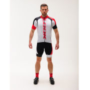 LOOK Men's Pro Team Jersey - White/Red