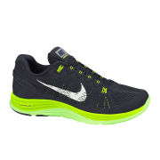 Nike Men's Lunarglide +5 Running Shoes - Black