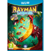 Rayman Legends (Wii U) - USED