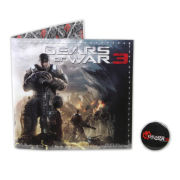 Gears of War 3 Box Art Vinyl Wallet