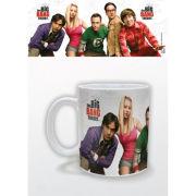 Big Bang Theory Cast Mug