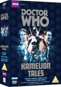 Doctor Who Kamelion Box