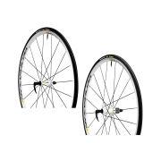 2013 Mavic Ksyrium Equipe S Wheelset - White
