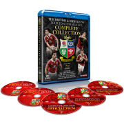 The British and Irish Lions 2013: The Complete Collection